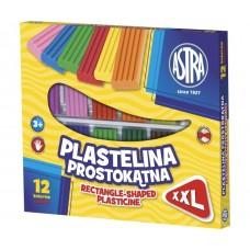 303117001 ASTRA Plastilinas 12sp M05-618