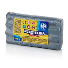 303117015 ASTRA Plastilinas 500g sidabrinis M05-682