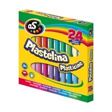 303219004 ASTRA Plastilinas 24sp M05-621