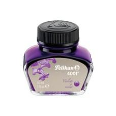 00311886 PELIKAN Rašalas 4001 30ml violetinis M06-027