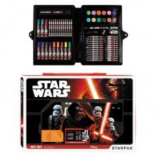 342856 STARPAK Dailės priemonių rinkinys STAR WARS M10-205