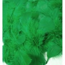 Dekoracija PLUNKSNOS 30vnt žalios 384023 STARPAK, M10-760