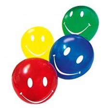 40011653 SUSY CARD Balionai SMILE 10vnt įvairų spalvų M09-745