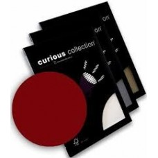 Popierius A4 120g 50l  Red Lacquer CURIOUS METAL 408169, B07-087