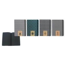 41392 SPREE Užrašų knygutė eskizams su guma 14x20cm 120l B03-593