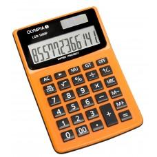 Skaičiavimo mašinėlė LCD 1000P, atspari vandeniui, 4685 OLYMPIA