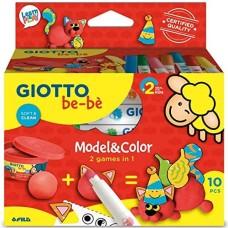 Rinkinys GIOTTO BE-BE MODEL&COLOR 472200 FILA/LYRA, M10-031