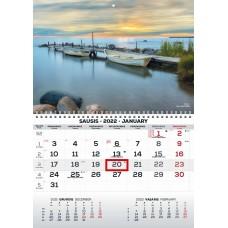 B13-023 Kalendorius 1-os dalies 2022m MONO 2417000003 TIMER