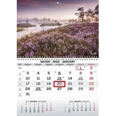Kalendorius 1-os dalies 2022m MONO 2417000004 TIMER, B13-024