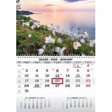 Kalendorius 1-os dalies 2022m MONO 2417000005 TIMER, B13-025