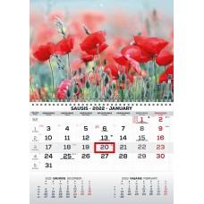 Kalendorius 1-os dalies 2022m MONO 2417000008 TIMER, B13-028