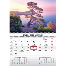 Kalendorius 1-os dalies 2022m MONO 2417000017 TIMER, B13-0288