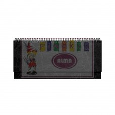 B13-101 Stalo kalendorius 2020m, MEMO PVC, juodas, 2417410001 TIMER