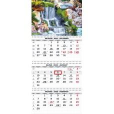 B13-0585 Kalendorius 3-jų dalių 2022m TRIO Extra 2417030010 TIMER