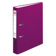 50011865 HERLITZ Segtuvas A4 maX 5cm purpurinė D02-519