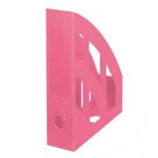 50015757 HERLITZ  Dokumentų stovas Classic rožinė P01-523