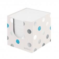 Balti lapeliai dėžutėje 9x9x7cm FrozenGlam 50027446 HERLITZ, B11-704