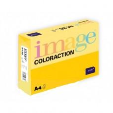 617058 IMAGE Spalvotas spausdinimo popierius A4 80g/m 500l geltonas/58 B07-557