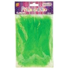 Dekoracija PLUNKSNOS 10-12cm žalios 50 vnt, P-083 ALIGA, M10-8609