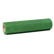 Dekoratyvinė medžiaga rulonas, žalia 24cmx3m SR-2483 ALIGA, B10-1391