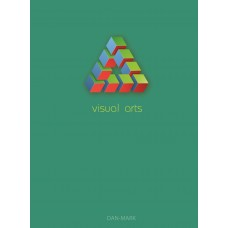 071226 DANMARK Sąsiuvinis A5 60l langeliais VISUAL ARTS B02-540