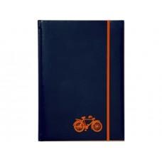 020720 KRESKA Užrašų knygutė su guma B5 72l B03-592