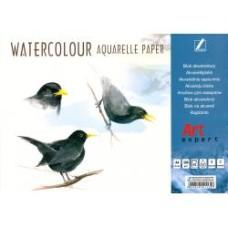 Akvarelinis popierius, A4, 10l 300 g/m,000494, KRESKA,  B04-305