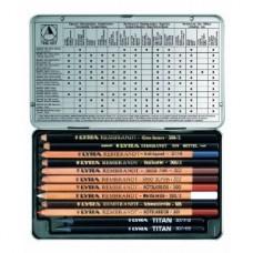 R05-0361 Pieštukų rinkinys REMBRANDT Art Specials L2001123 LYRA/FILA