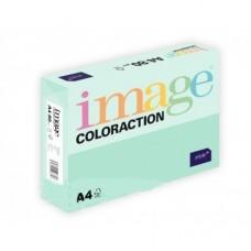 617065 IMAGE Spalvotas spausdinimo popierius A4 80g/m 500l žalsva/65 B07-554