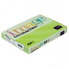 617066 IMAGE Spalvotas spausdinimo popierius A4 80g/m 500l žalsvas/66 B07-552