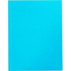 6633 FOLIA Aplankas A4 kartoninis, mėlynas D01-198