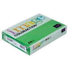 617068 IMAGE Spalvotas spausdinimo popierius A4 80g/m 500l žalias/68 B07-548