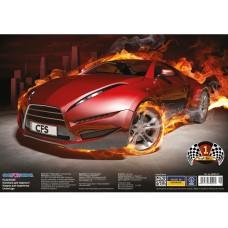 69000-01 PAPIRUS Kilimėlis vaiku kūrybai BEST RACE M09-320
