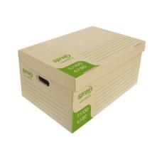 7106 SPREE Archyvinė dėžė 550х360х255  mm ruda D06-215