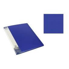 75022 SPREE Aplankas A4 su 20 įmaučių mėlynas D04-280
