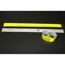 786272/G Atšvaitas-juostelė 40x3cm geltonas G02-007