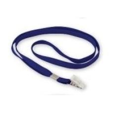 80175 SPREE Dirželis su segtuku 90cm t. mėlynas D07-226