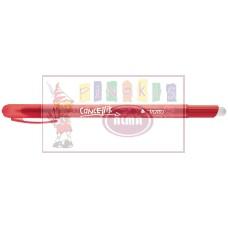 R01-244 Tušinukas CANCELLIK raudonas 826102 FILA /LYRA