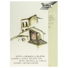 Akvarelinis popierius A3, 10l, 150g/m, 8353 FOLIA, B04-210