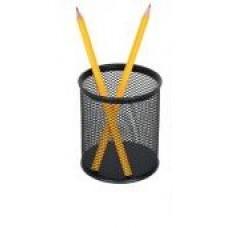 84000 SPREE Metalinė pieštukinė, juoda P02-222