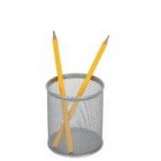 84005 SPREE Metalinė pieštukinė, sidabrinė P02-223