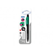 R05-930 Automatinis pieštukas PL1 0.5mm HB+2trintukai BYM10310 MILAN