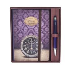 83182 OSKAR Rinkinys rašiklis+užrašų knygutė G10-130