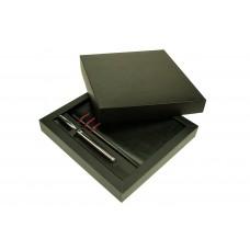 84219 OSKAR Rinkinys rašiklis+užrašų knygutė A6 G10-132