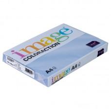 617088 IMAGE Spalvotas spausdinimo popierius A4 80g/m 500l melsvas/88 B07-551