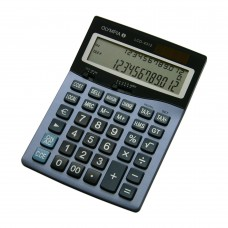 Skaičiavimo mašinėlė, su funkcijom LCD 4312, 941911004 OLYMPIA