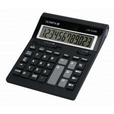 Skaičiavimo mašinėlė LCD 612 SD, 941911006 OLYMPIA