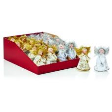 AC144614 PREMIER Kalėdinė dekoracija ANGELAS 12cm  X015-022