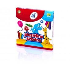 303215002 ASTRA, Plastilinas 24 spalvų, M05-617