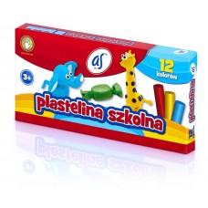 83813909 ASTRA, Plastilinas 12sp, M05-616